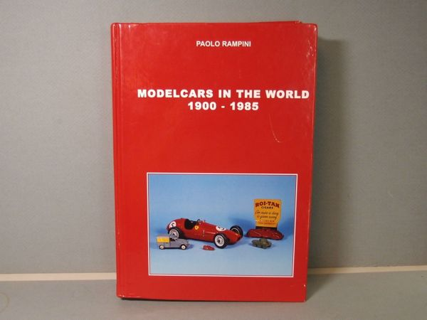 01 MODELCARS IN THE WORLD ( 1900〜1985)