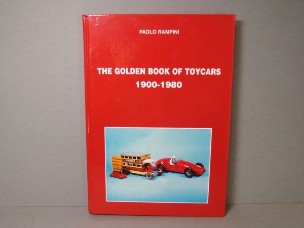 02 THE GOLDEN BOOK OF TOYS CARS ( 1900〜1980)