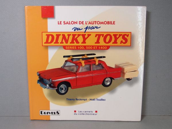 06  FRANCE DINKY TOYS  (B)No.500.1400シリーズ